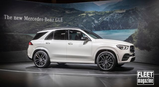 Dimensioni di nuova Mercedes GLE 2019