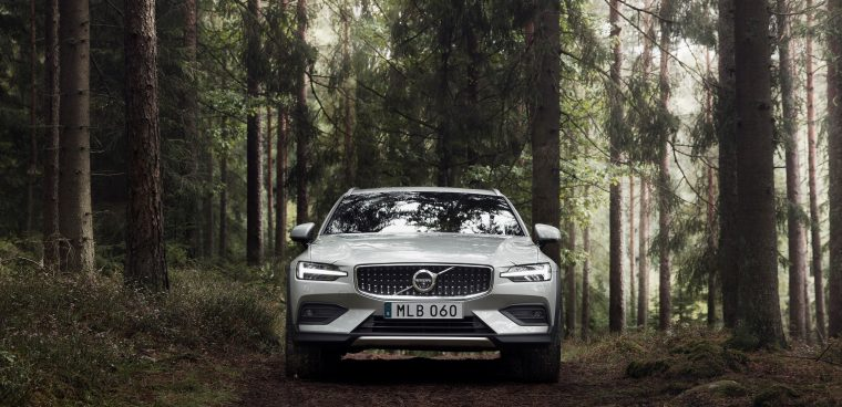 Nuova Volvo V60 2019 Cross Country