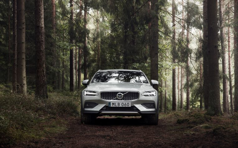 Nuova Volvo V60 2019 Cross Country