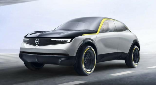 Opel GT X Experimental, nuova concept car di Opel