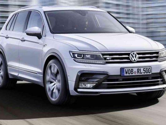 quanto costa noleggiare Volkswagen tiguan