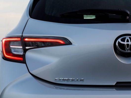 10 anni garanzia Toyota Hybrid