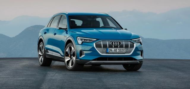 Adas nuova Audi e-tron