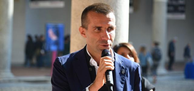 Andrea Levy Salone dell'Auto di Torino 2019