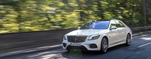 Auto ibride plug-in Mercedes-Benz Classe S 560e