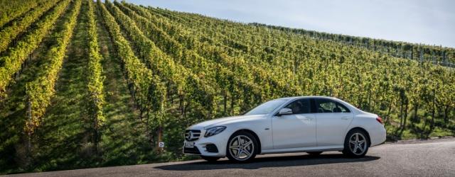 Auto ibride plug-in Mercedes-Benz Classe E