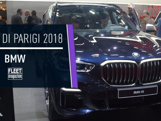 Novità BMW al Salone di Parigi 2018