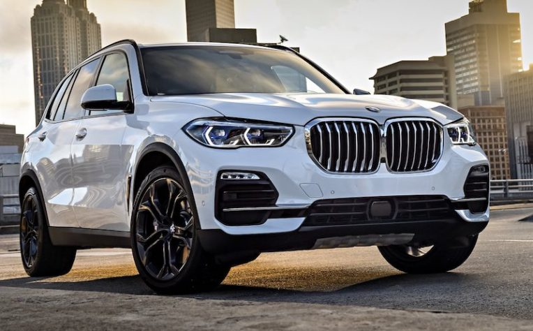 Gamma suv BMW X