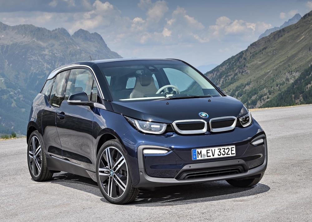 BMW i3 autonomia
