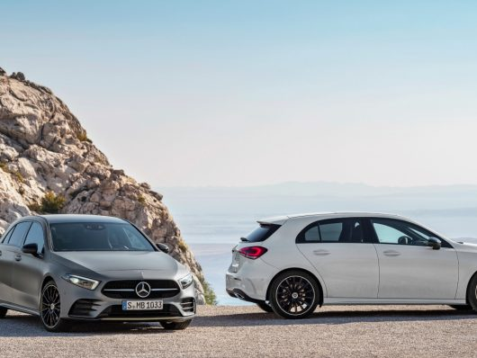 Caratteristiche nuova Mercedes Classe A