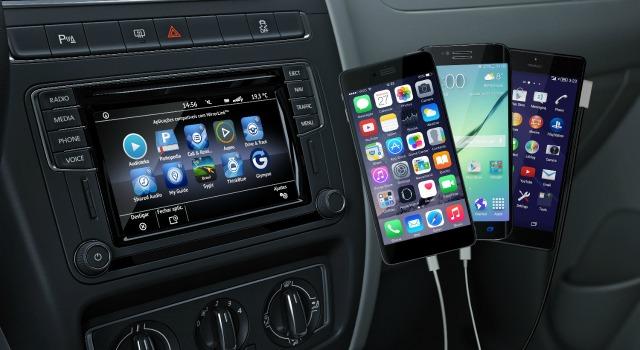 Come funziona Volkswagen App Connect
