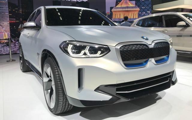 Concept nuova BMW ix3