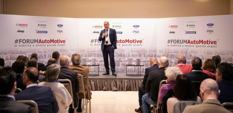 Evento ForumAutoMotive Milano