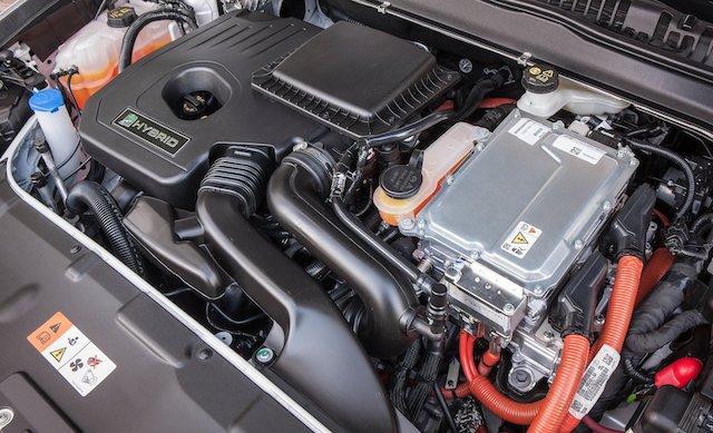 Motore di Ford Mondeo Hybrid