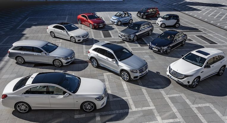 Novità modelli Mercedes