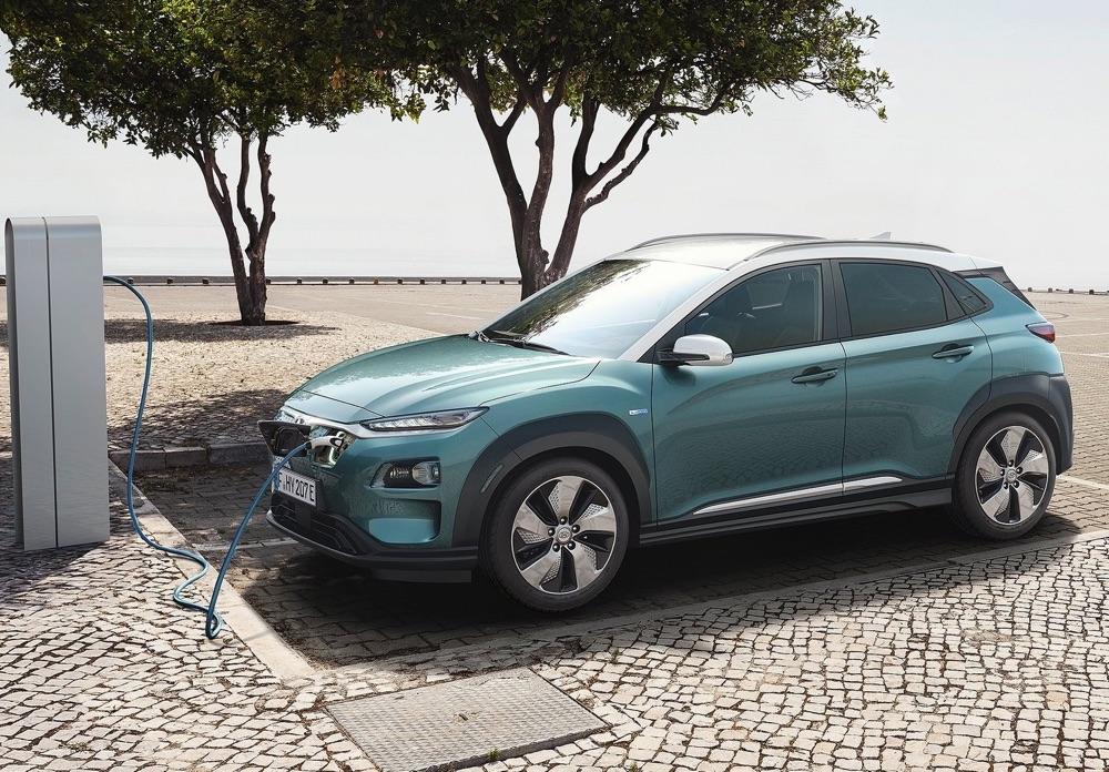 Hyundai Kona autonomia 39 kWh