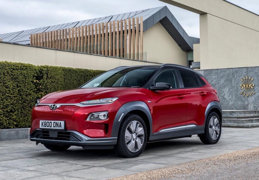 Hyundai Kona autonomia 64 kWh