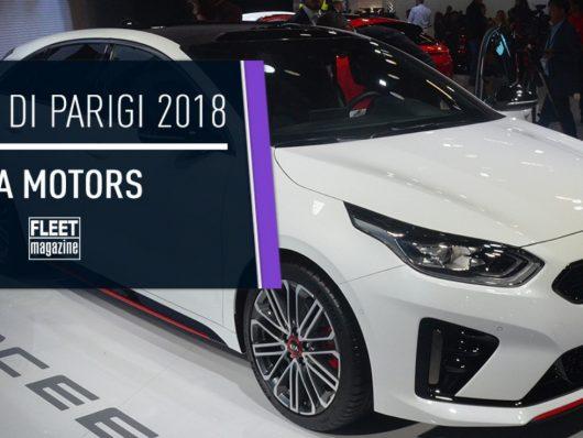 Kia al Salone di Parigi 2018