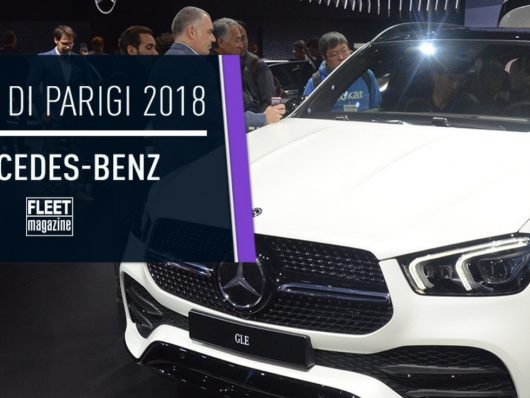 Mercedes-Benz al Salone di Parigi 2018 novità