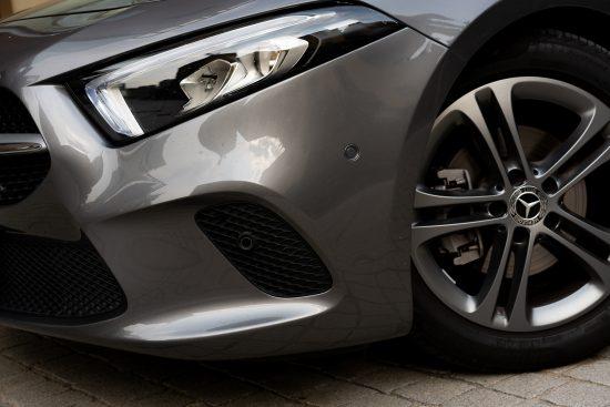 Mercedes Classe A griglia