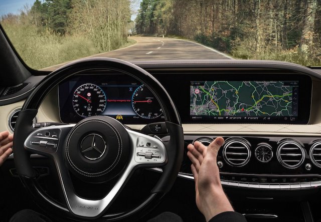 Nuova Mercedes Classe S 2020 con Livello 3