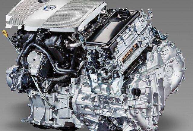Motore ibrido Toyota
