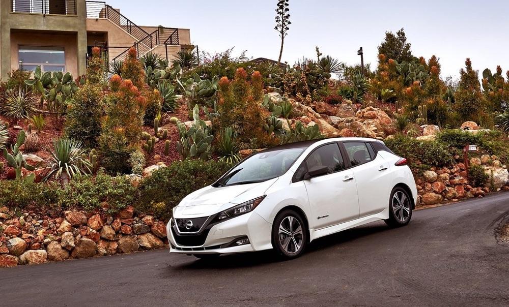 Nissan Leaf autonomia 40 kWh
