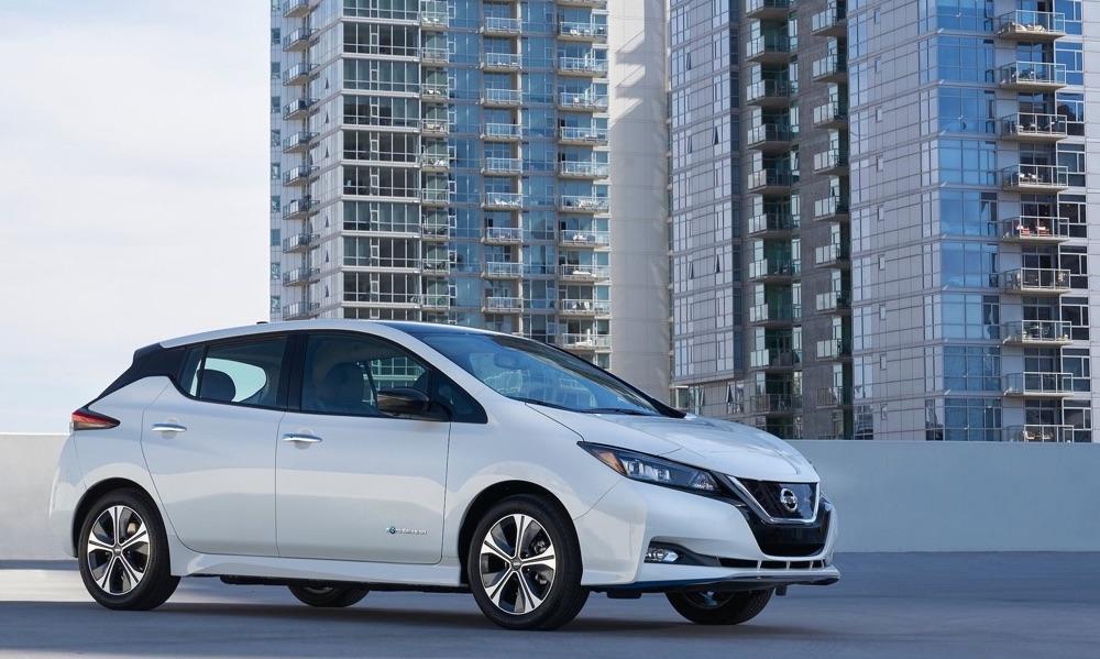 Nissan Leaf+ autonomia 62 kWh