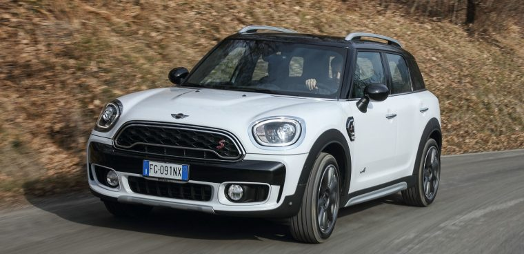 Noleggiare Mini Countryman