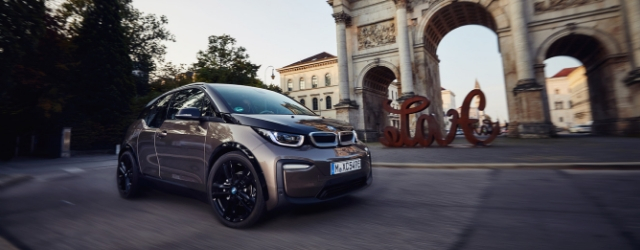 Nuova BMW i3 milano design week 2019