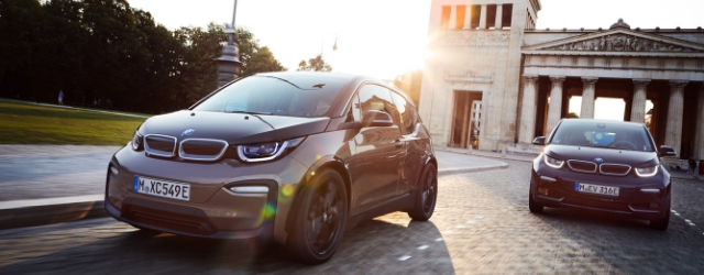 Nuova BMW i3 2019