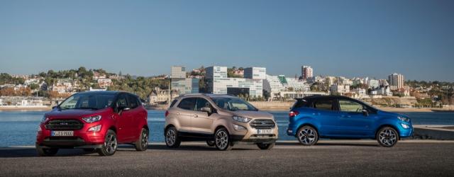 Nuova Ford EcoSport 2019