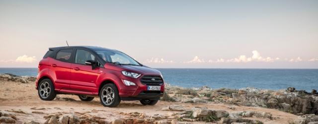 Nuova Ford EcoSport AWD