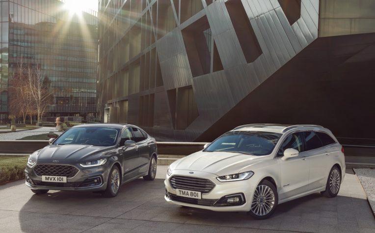 Nuova Ford Mondeo 2019
