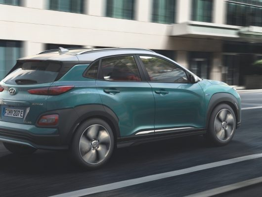 Nuova Hyundai Kona electric 2019