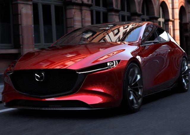 Nuova Mazda 3 2019 motore M Hybrid 122 CV