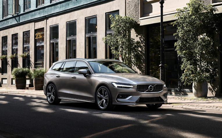 Nuova Volvo V60 in abbonamento con Care by Volvo