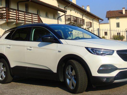noleggio Opel Grandland X con Free2Move Rent
