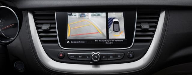 Opel Grandland X sistema infotainment