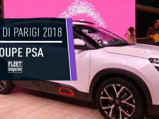 PSA Salone di Parigi 2018