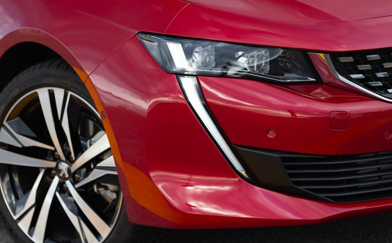 Peugeot 508 design award