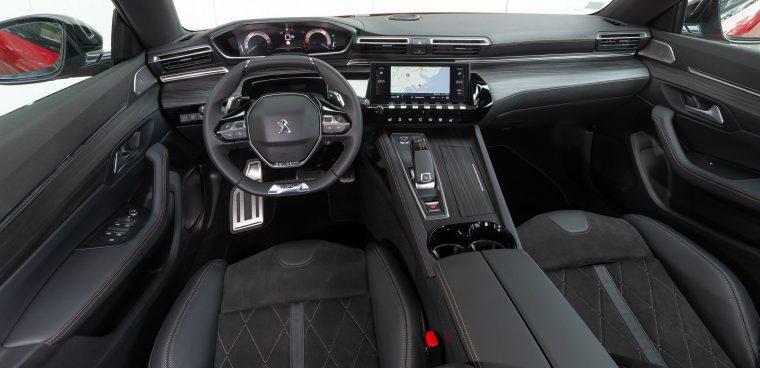 Peugeot i-Cockpit 2018