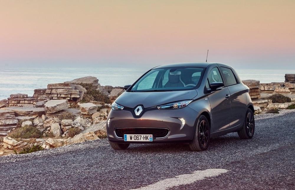 Renault Zoe autonomia