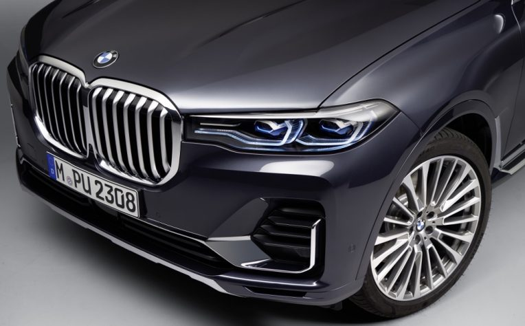 Suv BMW X7