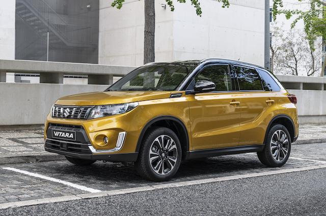 Suzuki Vitara diesel sconti gennaio