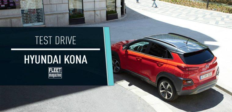 Test drive nuova Hyundai Kona