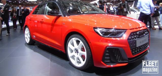 Audi A1 Sportback al Salone di Parigi 2018