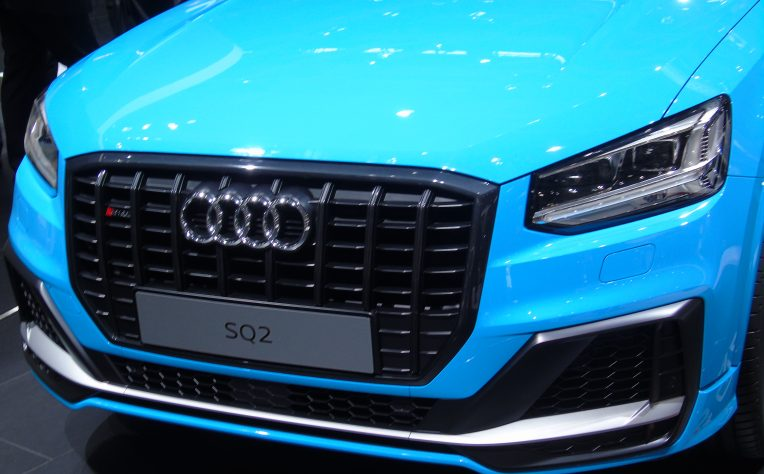 Audi mostra le sue anteprime al Salone di Parigi 2018