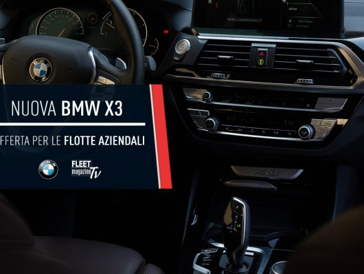 BMW X3 Flotte Aziendali
