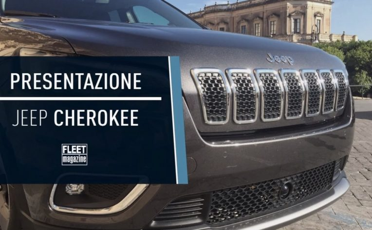 Test Drive Jeep Cherokee